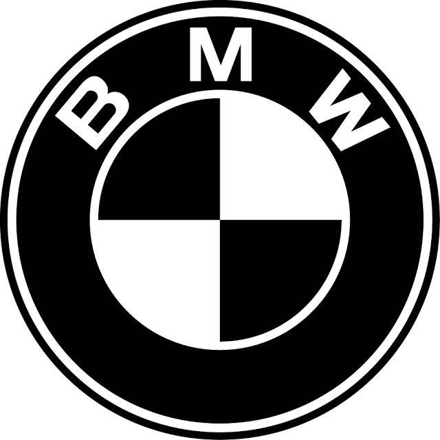 17 BMW Logo Vector Black White Images
