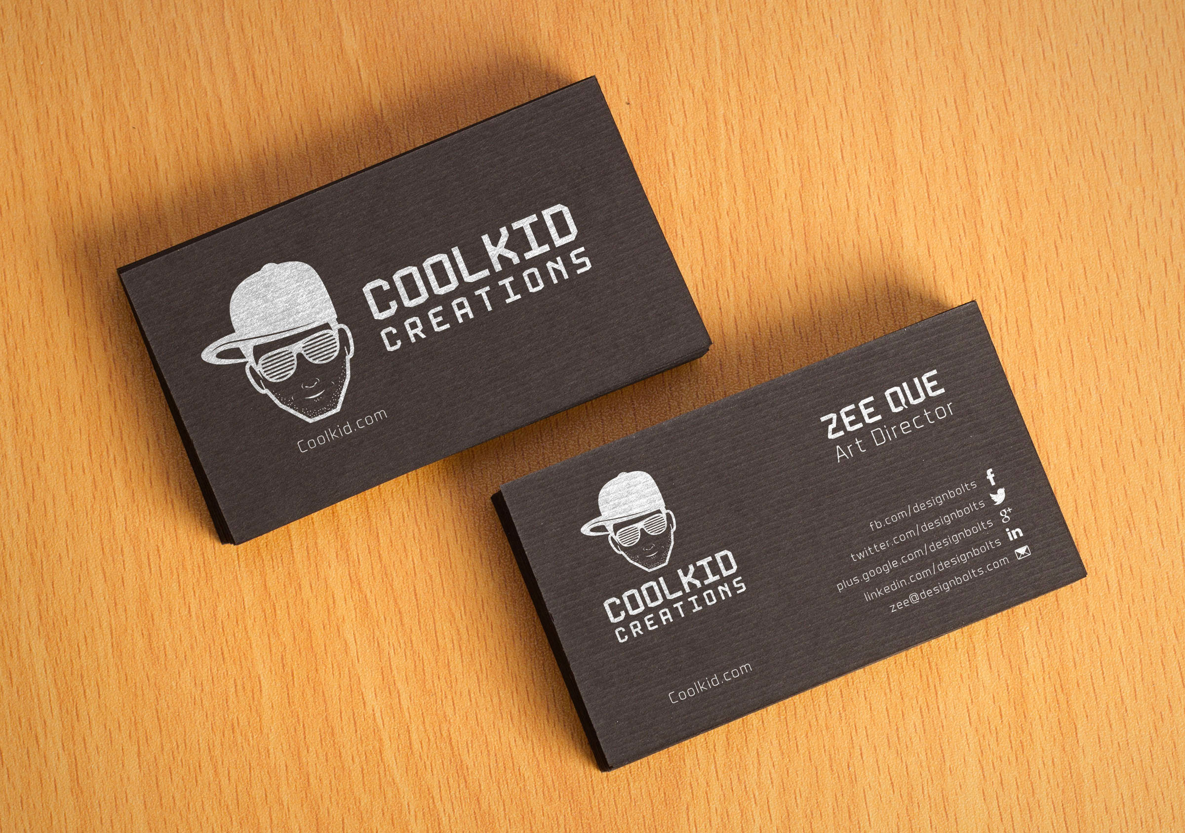 Free Business Card Templates - oukas.info