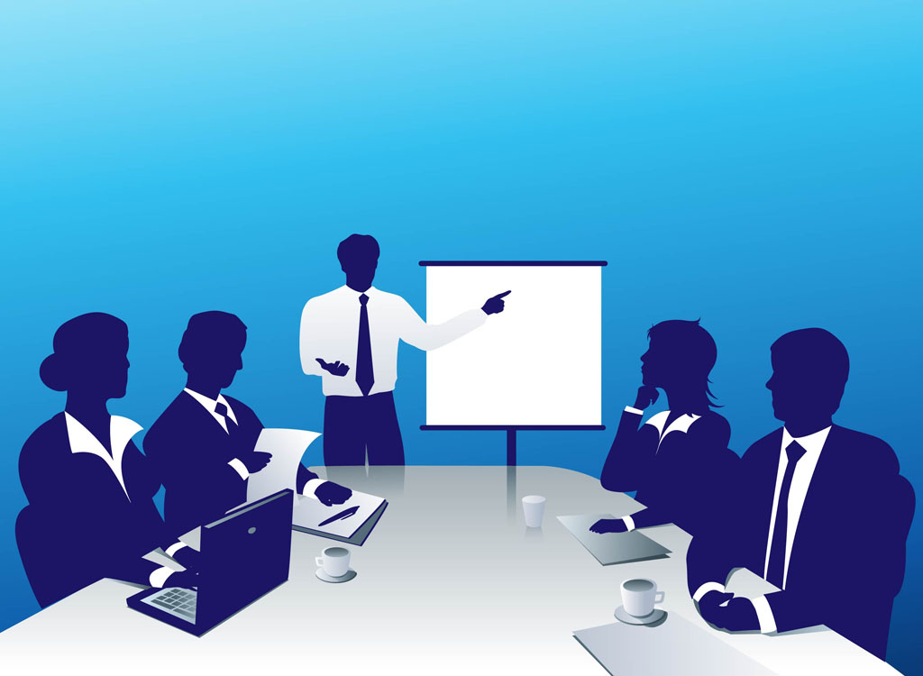10 Conference Room Meeting Graphic Images