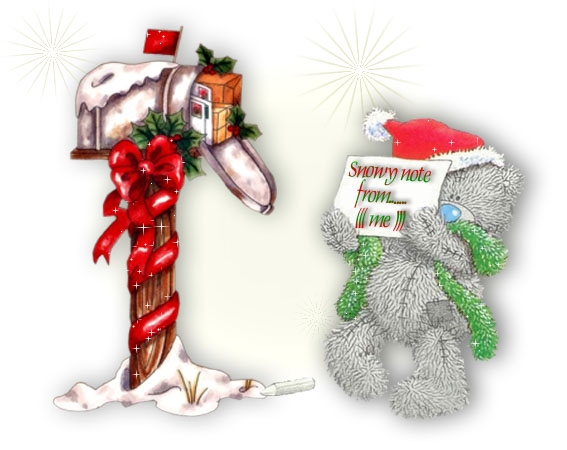 Christmas Email Graphics