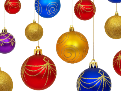 11 Christmas Ornament Designs In PSD Images