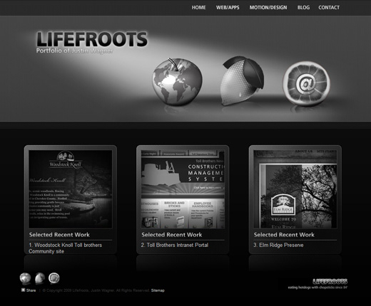 Cool Web Design Ideas