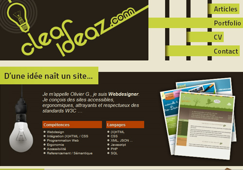 Cool Website Layout Ideas