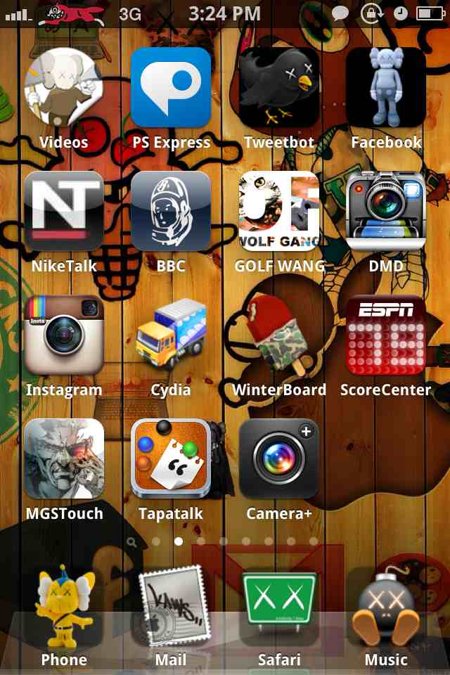 Custom iPhone App Icons