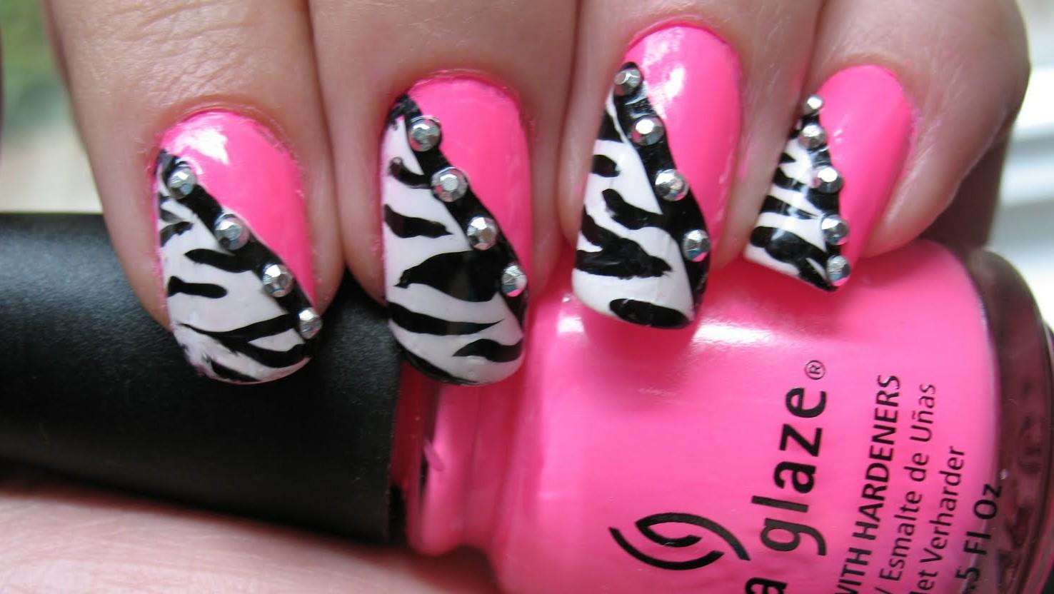 Cute Nail Designs Pinterest
