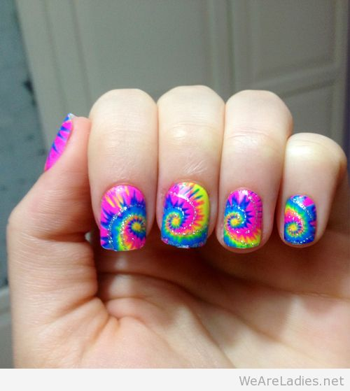 15 Cute Nail Designs For Summer Images Cute Summer Nail Design