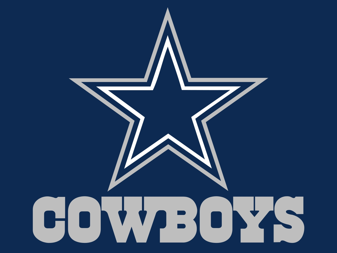8 Dallas Cowboys Logo Vector Images Dallas Cowboys Logo