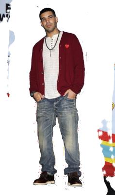 13 PSD Rapper Drake Images