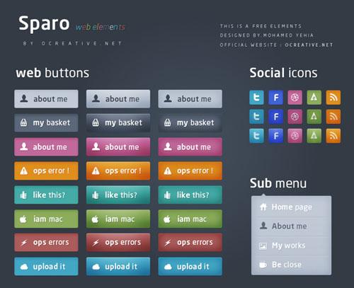 Element Web Design Free Download