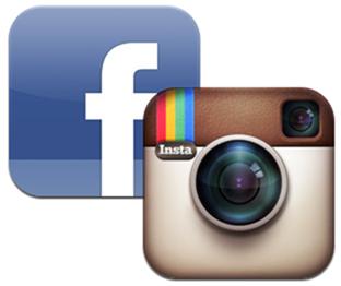 Facebook Instagram Logo