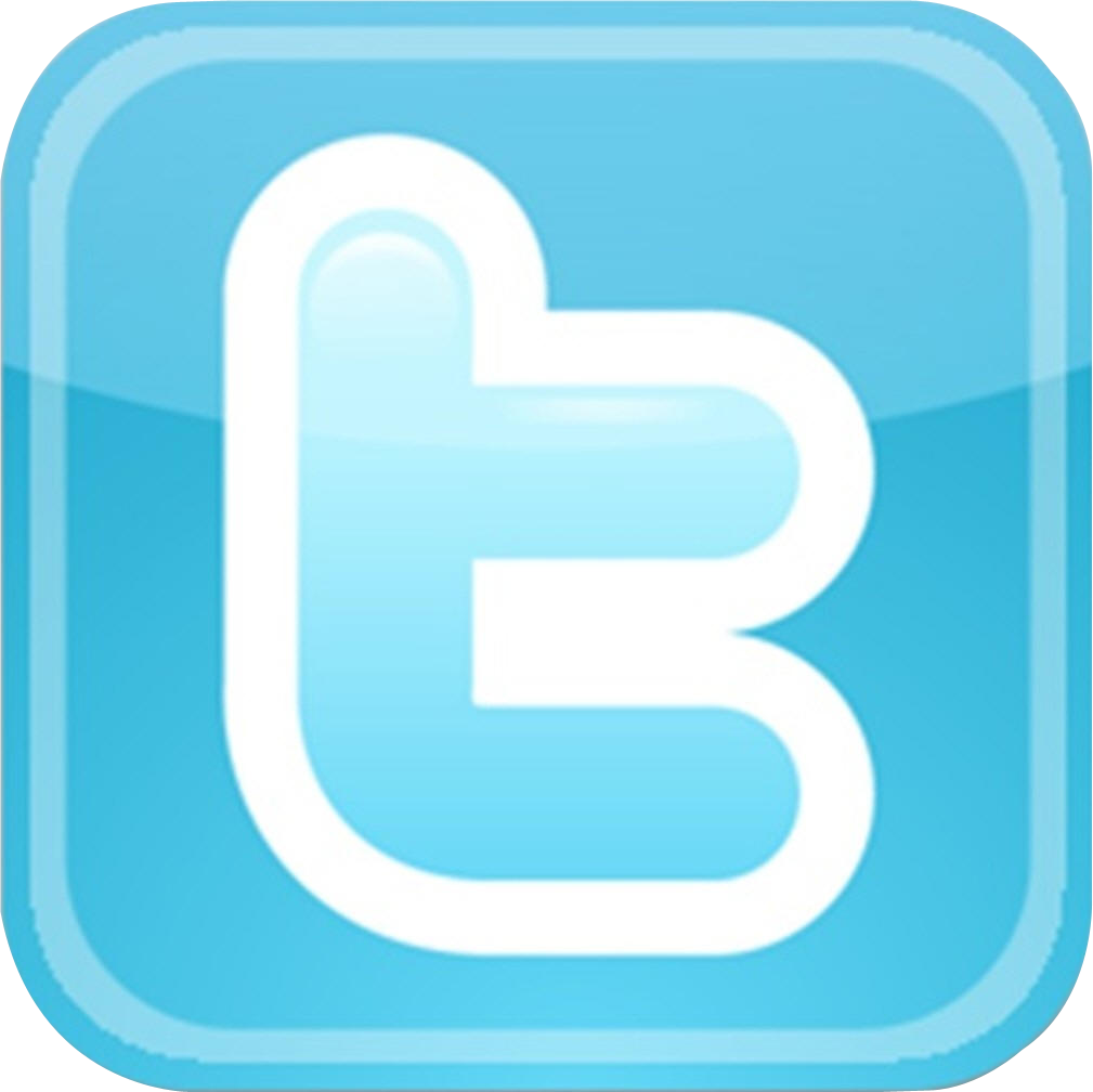 Facebook Twitter Transparent Logo