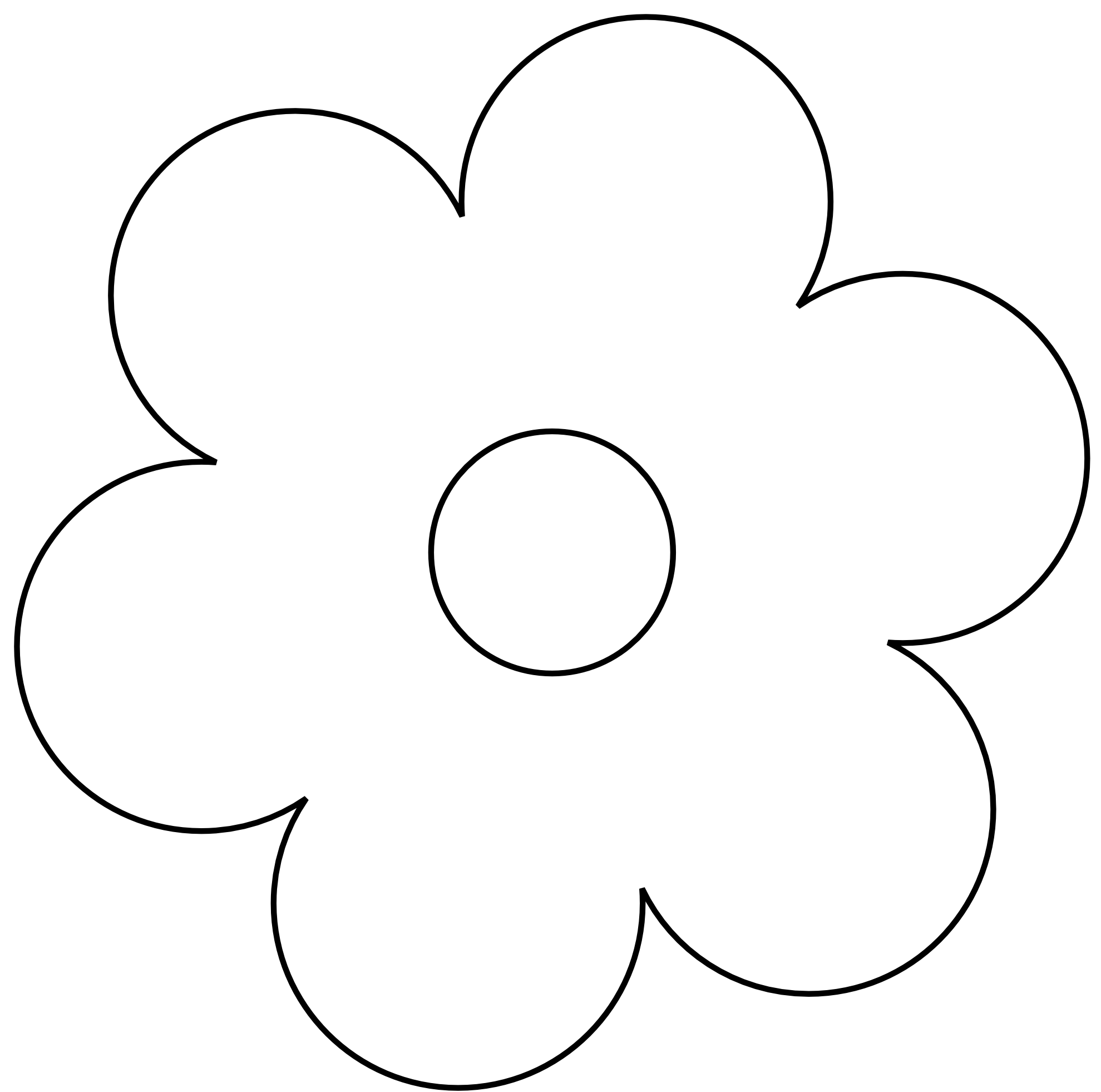 12 graphic black and white spring flower images black white flower flower clip art black white mightylinksfo
