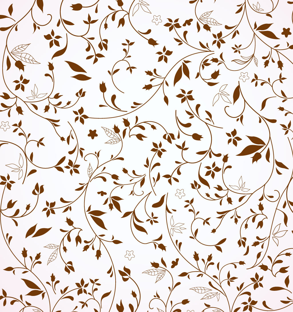 Flower Vector Pattern