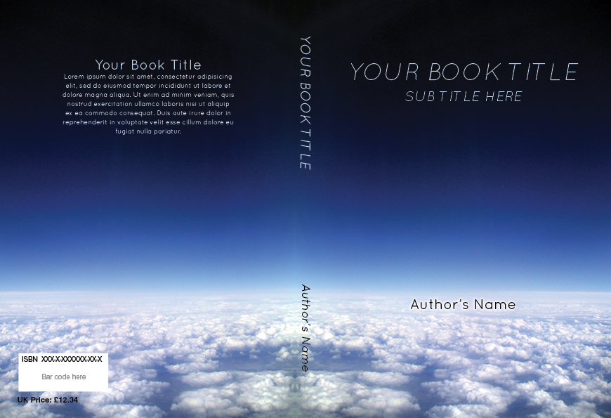 Free Book Cover Design Templates