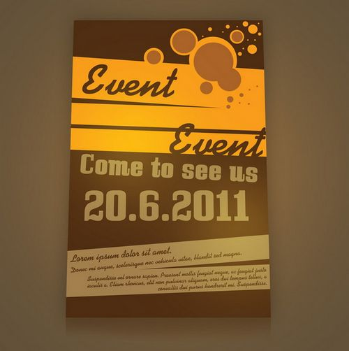 15 Events Flyer Template PSD Images
