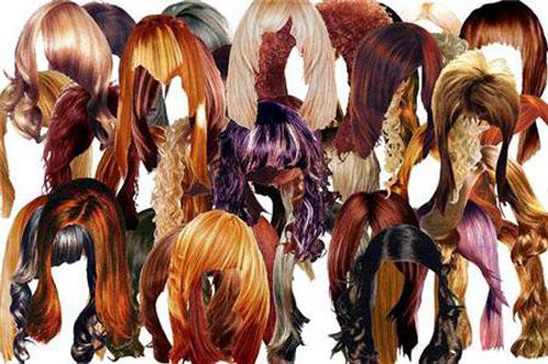 Free Photoshop Hair Templates