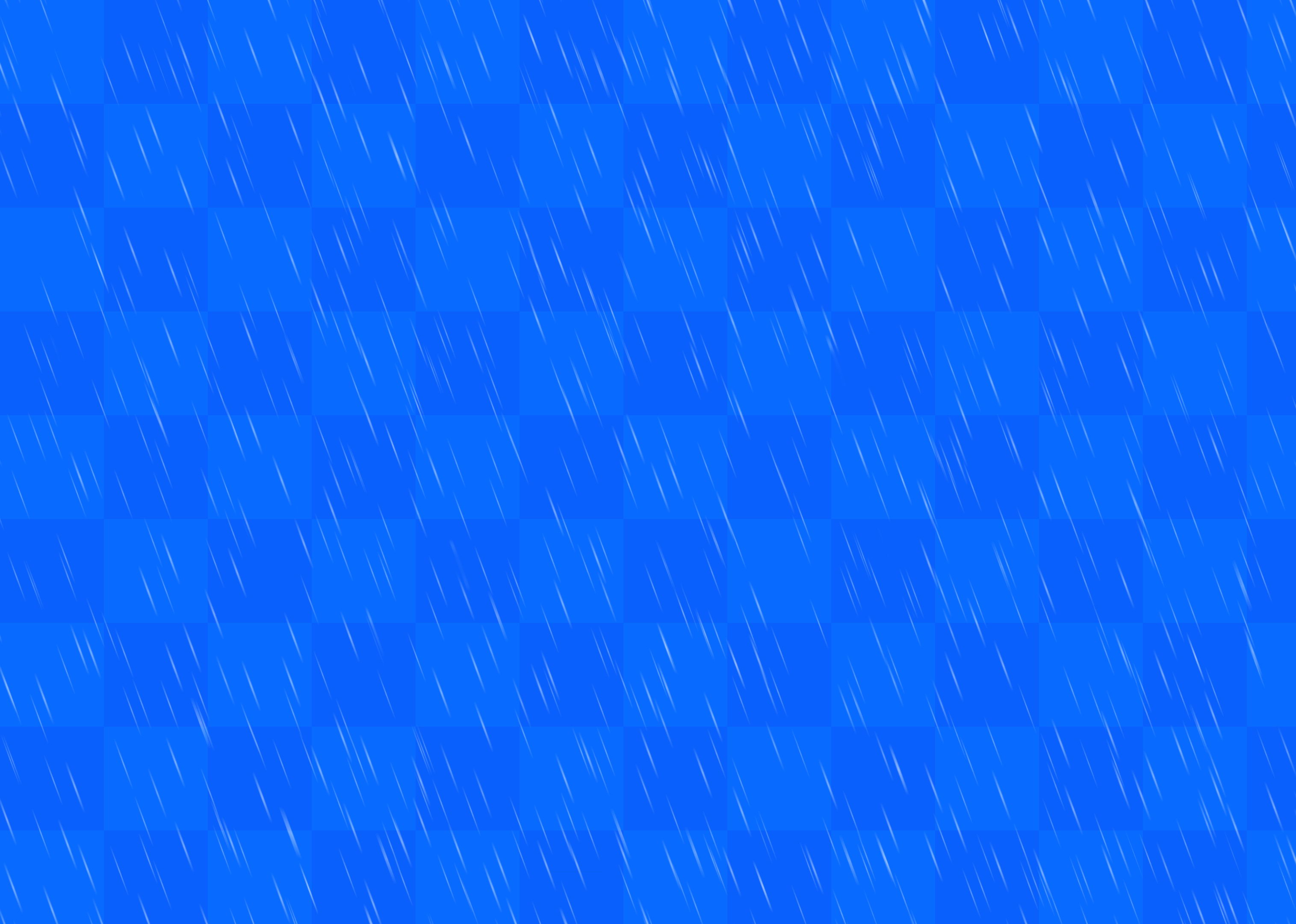 Free Rain Overlay PSD