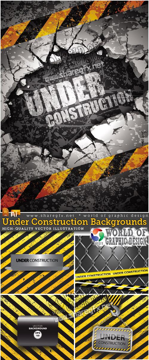 Free Under Construction Flyer