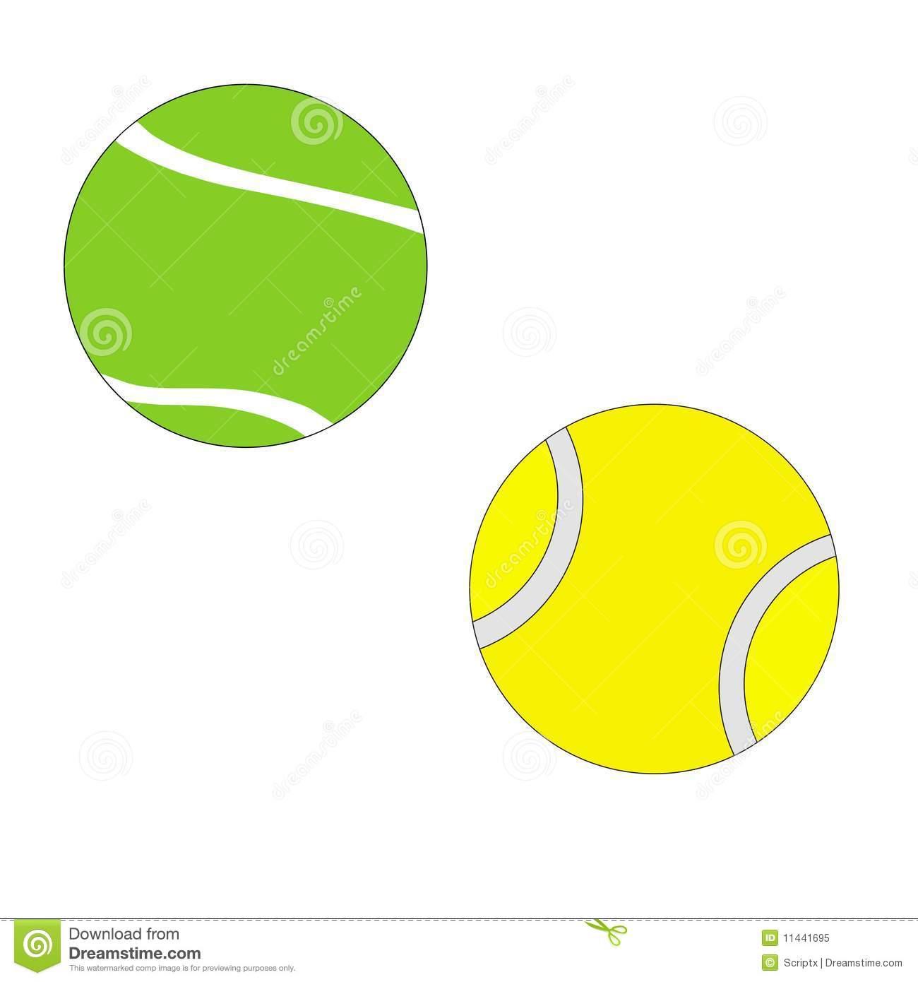 Free Vector Tennis Ball