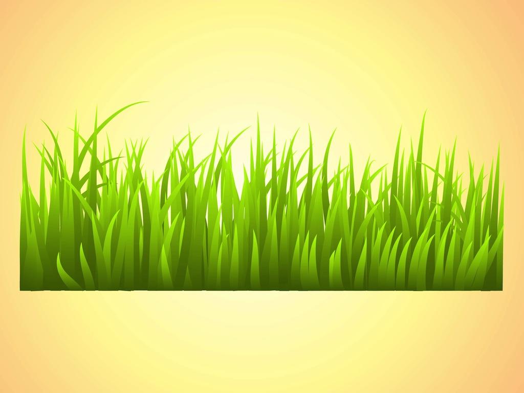 Grass Vector Clip Art