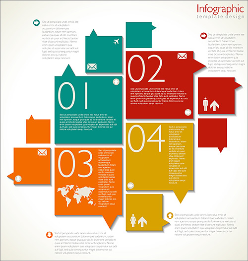 infographic template free download - 17 photoshop free download infographic images