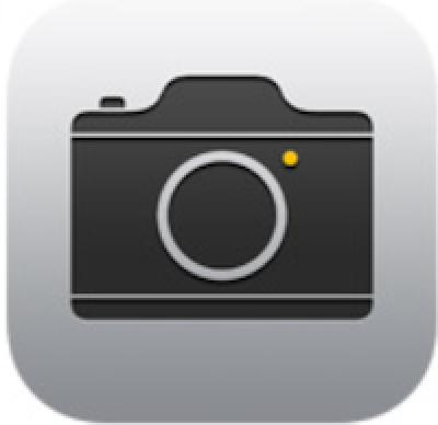 9 IPad Camera Icon Images