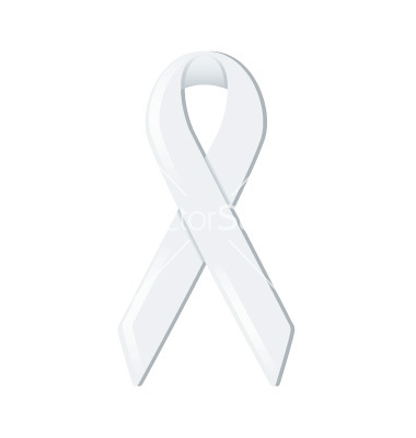 7 2 Color Awareness Ribbon Vector Art Images