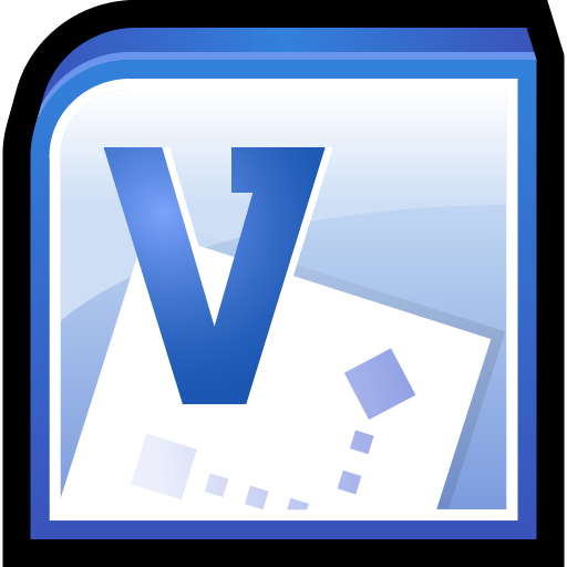 15 Visio Folder Icon Images