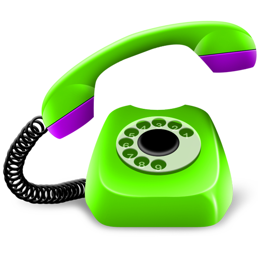 8 Green Phone Icon Images