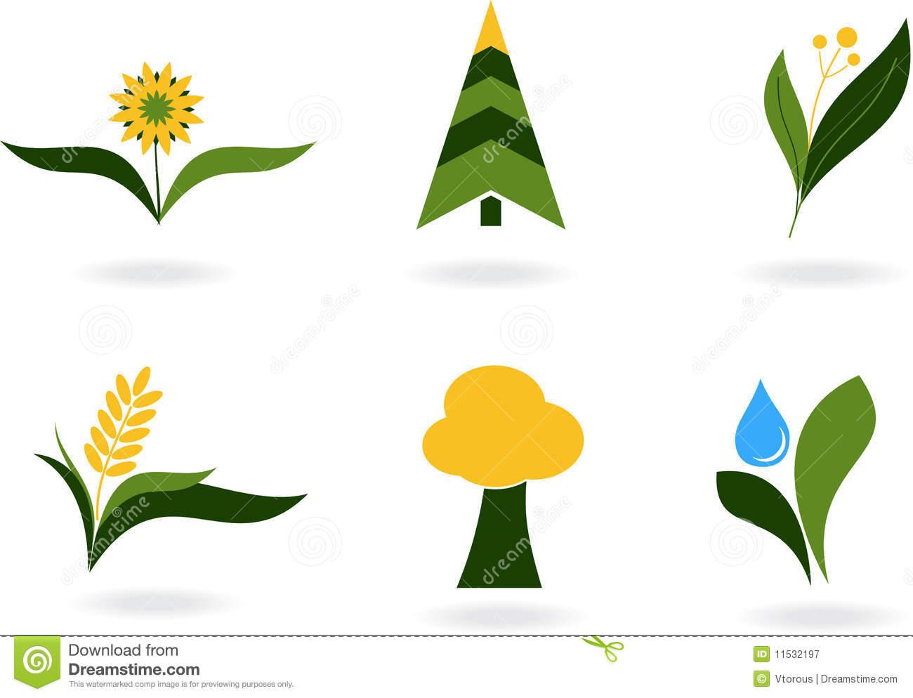 Plant Icons Free