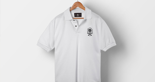 Polo Shirt PSD Mockup Vol1