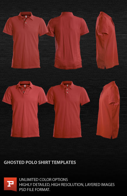10 polo shirt mockup psd images photoshop psd polo for Free polo shirt mockup