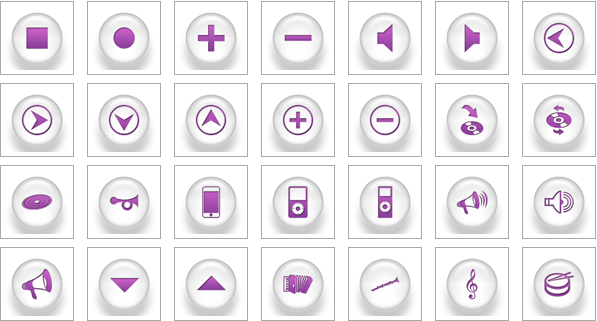 Purple Icon Download
