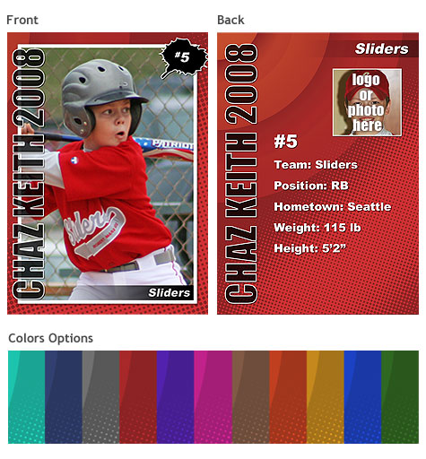 12 Baseball Trading Card Template Psd Images Baseball