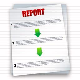 Status Report Icons