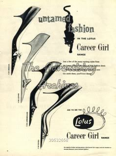Vintage Advertising Fonts