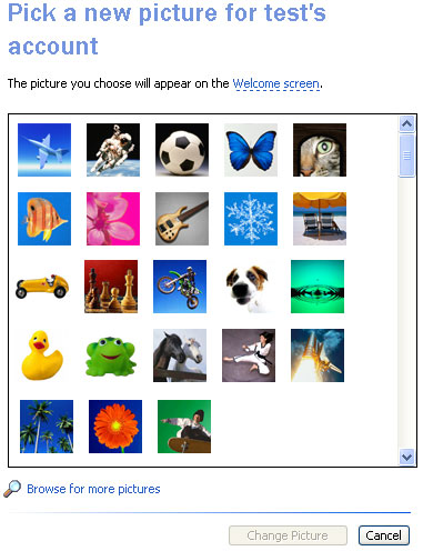 17 Photos of Windows XP User Account Icon Sports