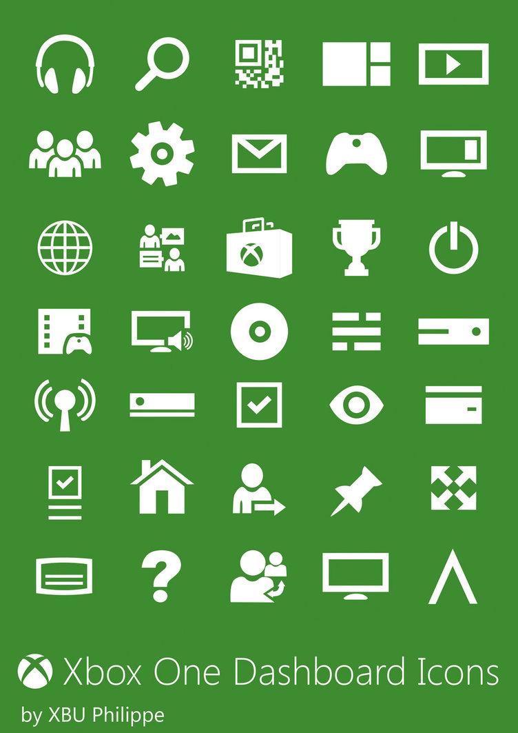11 Xbox One Daily Icon Images