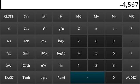 Приложение на андроид calculator