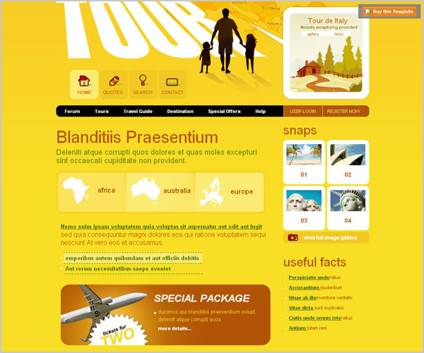 Best Website Design Templates