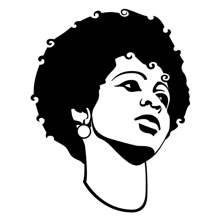 12 Black Woman Vector Images