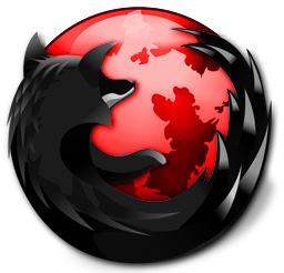 12 Red And Black Desktop Icons Images