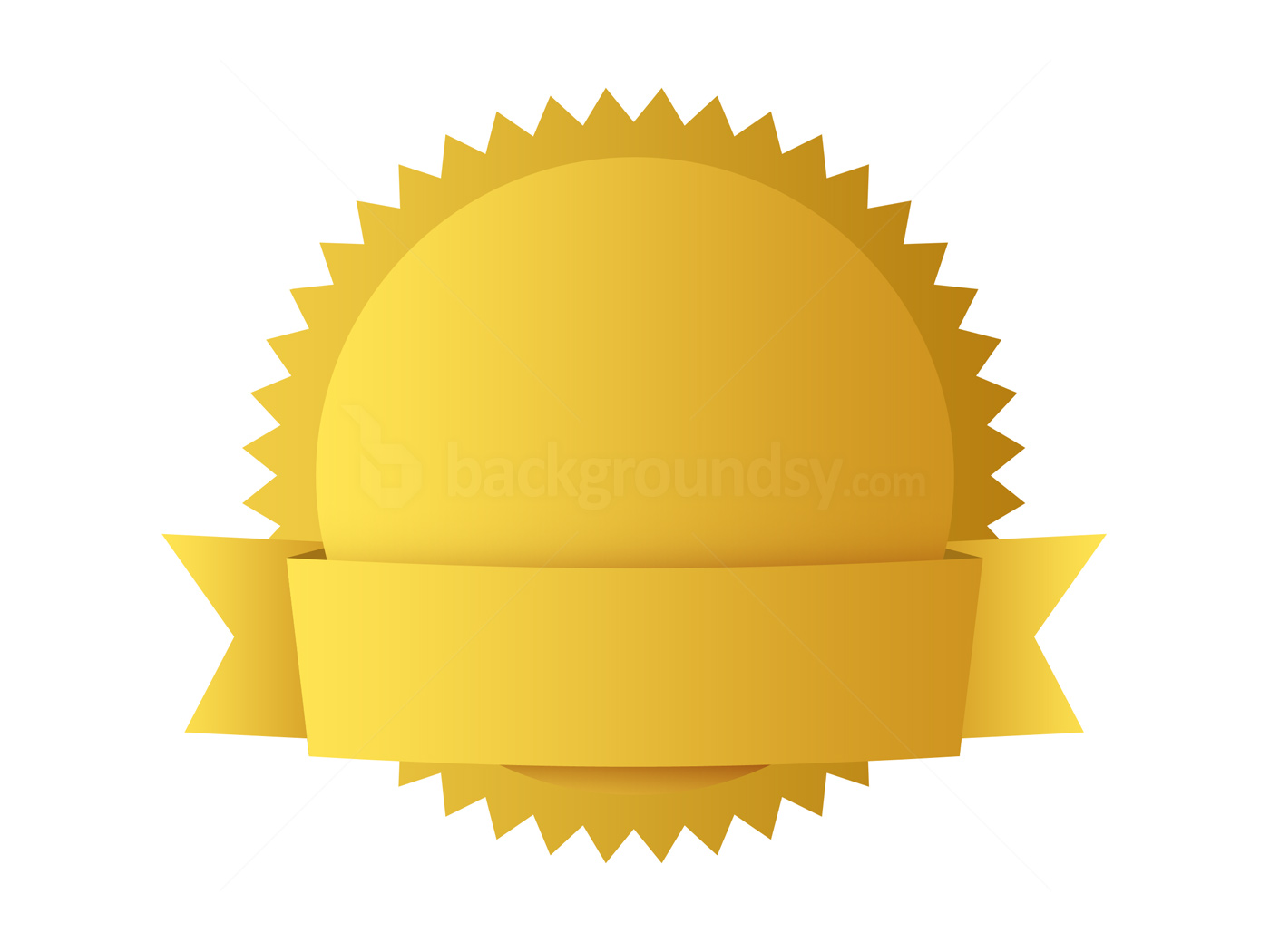 13 Blank Badge Psd Images Blank Seal Templates Blank