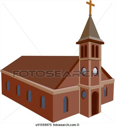 Catholic Church Cross Clip Art