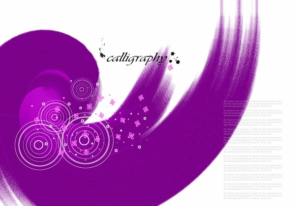 10 Purple Circle PSD Images