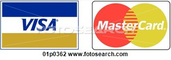 Credit Card Logos Clip Art