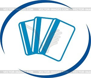 Credit Card Vector Clip Art