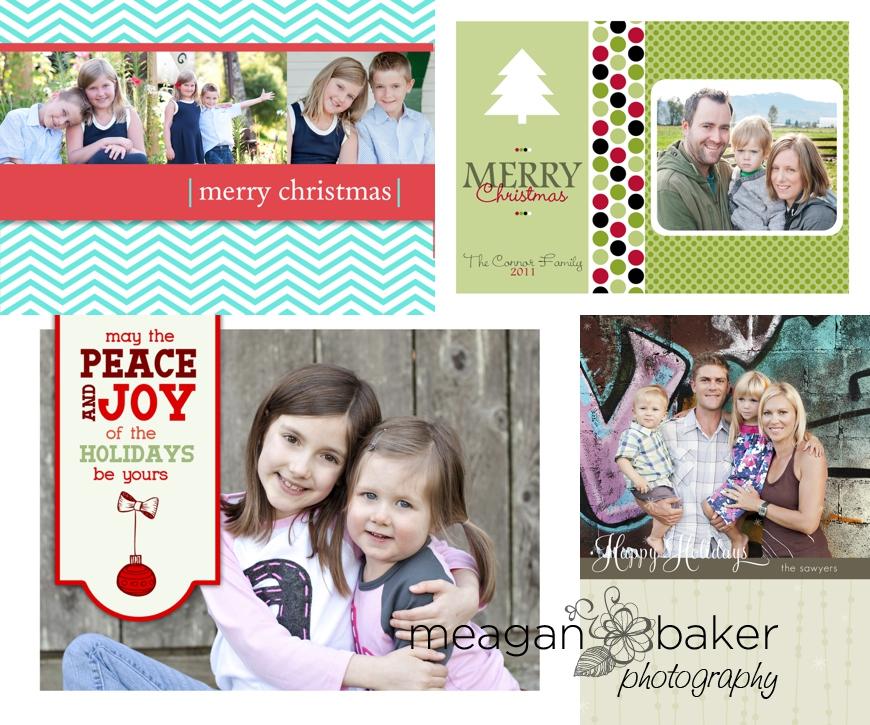 14 family christmas photo card ideas holidays images for Family picture christmas card ideas