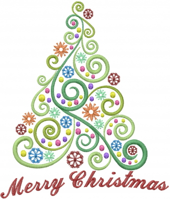Free Christmas Machine Embroidery Designs Patterns