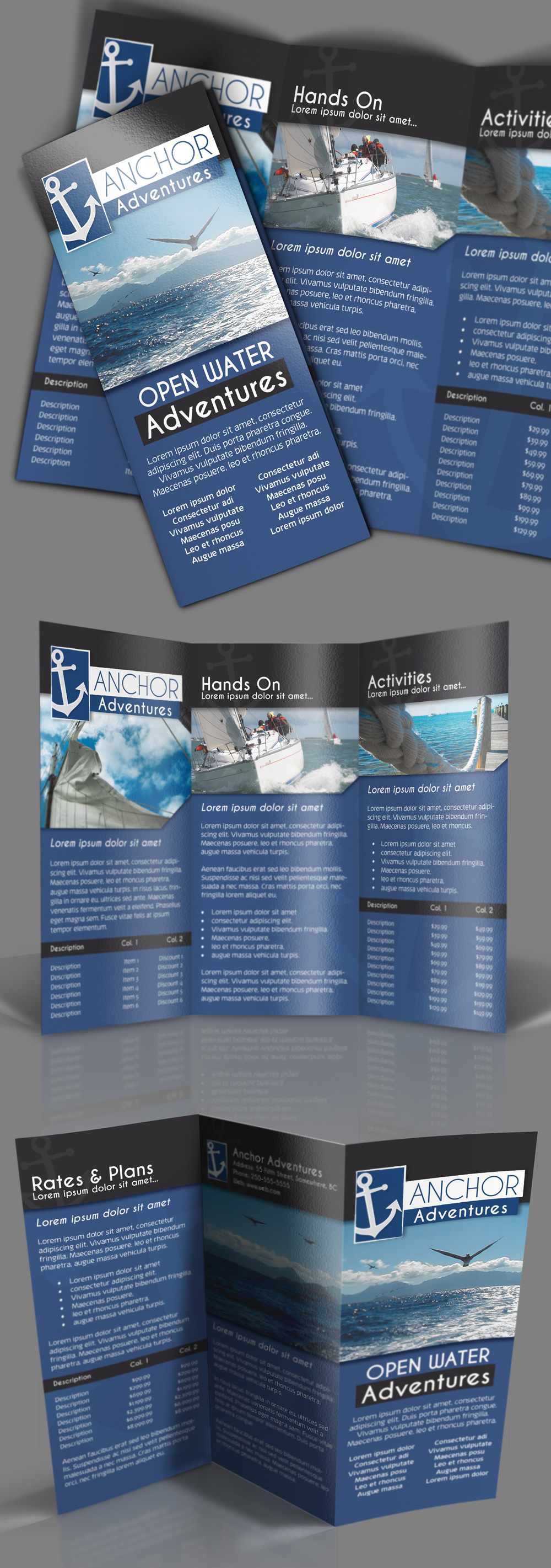 Free InDesign Brochure Template Download